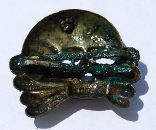 ss skull? no. 6