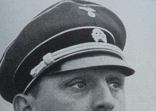danziger tk and nsdap button