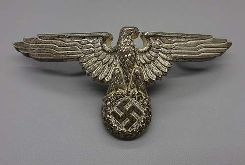 Authentic badges