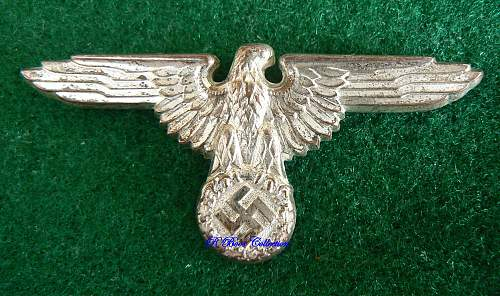 Thoughts on this cap eagle and Totenkopf?