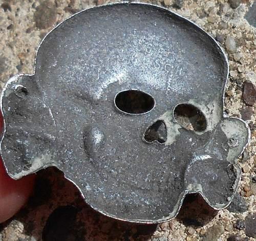 Skull ss for verification?