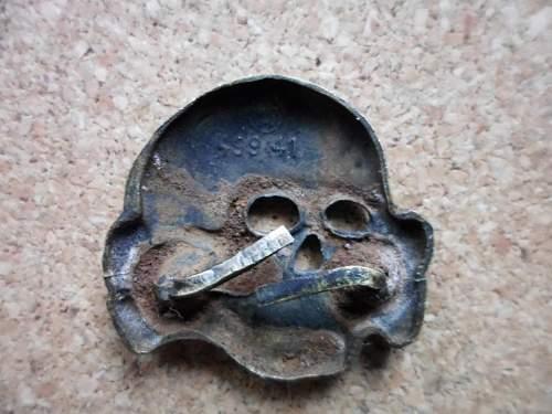 Genuine skull?