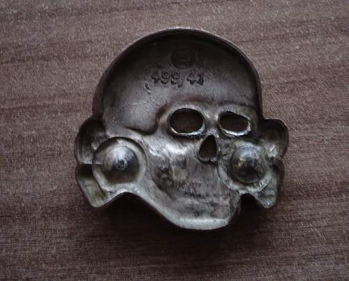 SS skullhead, real or fake?