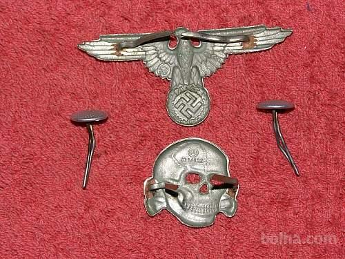 cap insignia