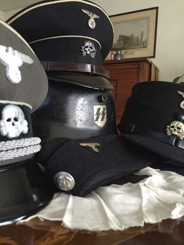 Early SS (Danziger) Skull