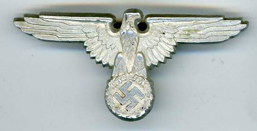 Three prong Assmann eagle M1/17