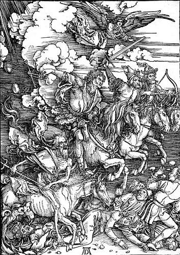 Click image for larger version.  Name:440px-Durer_Revelation_Four_Riders copy.jpg Views:7 Size:132.2 KB ID:915765