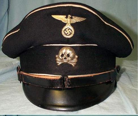 SS/panzer ? Skull