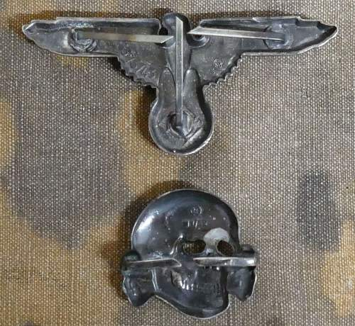 Is this a original or replica skull and eagle ?