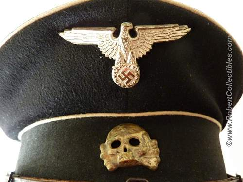 New member like to know about thoughts on this totenkopf  real??.??????