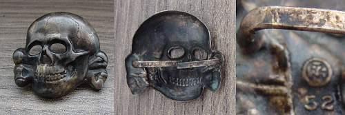 SS Skull rzm52
