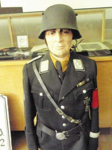 Stammabteilung Officer's Tunic