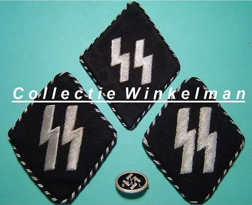 Germanic SS Sleeve Diamond