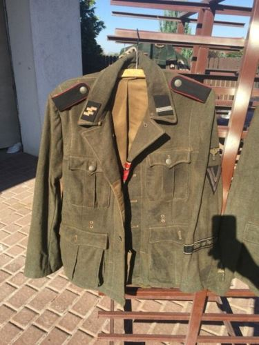 Name:  Waffen-SS M40 Tunic (Front).JPG Views: 846 Size:  36.5 KB