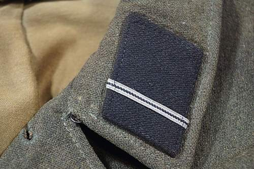 Click image for larger version.  Name:Waffen-SS M43 Tunic (Collar Tab Left).jpg Views:451 Size:162.2 KB ID:1002404