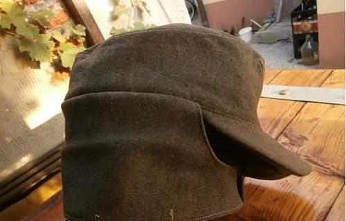 M43 hat SS