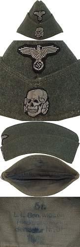 SS Overseas Cap?
