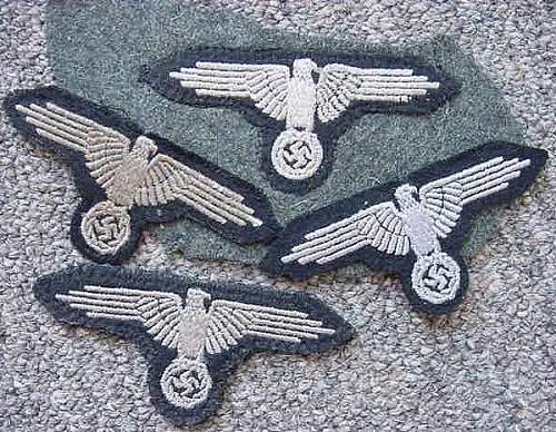 cloth sleeve eagle ss opinions