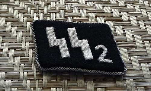 SS-VT Officers Tab