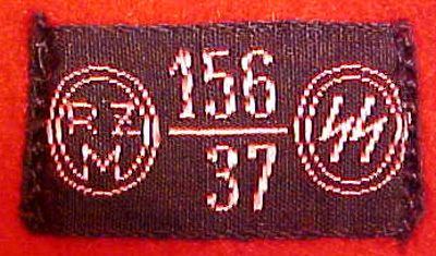 SS RZM Tags