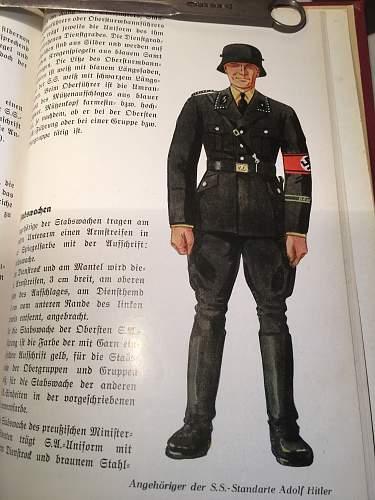 SS Deutschland Cuff Title