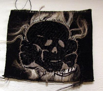 Is this ss skull bevo original?