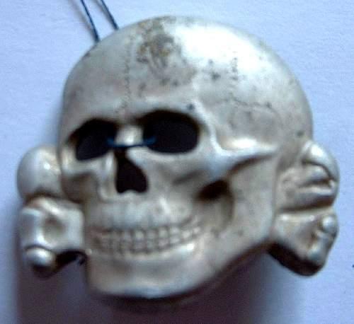 Original or fake Totenkopf
