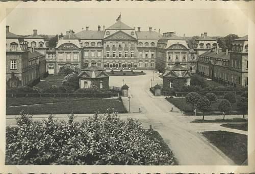 Annonce eines Hersfelder Bekleidungshauses, 1935