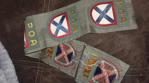 SS German foreign volunteer......patch help