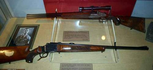 Click image for larger version.  Name:Himmlers hunting rifles..jpg Views:52 Size:30.5 KB ID:103817