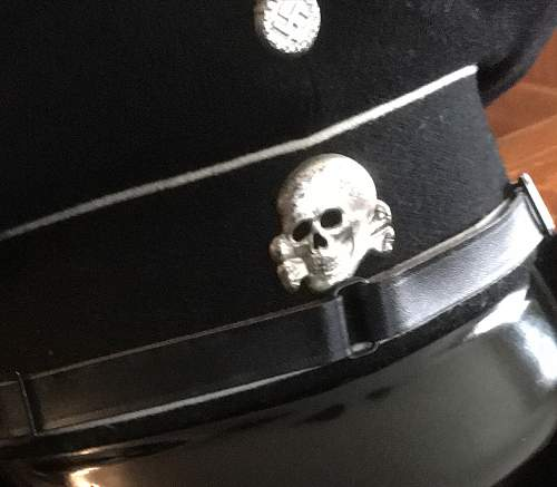 Click image for larger version.  Name:Skull in situ.jpg Views:6 Size:203.5 KB ID:1039934