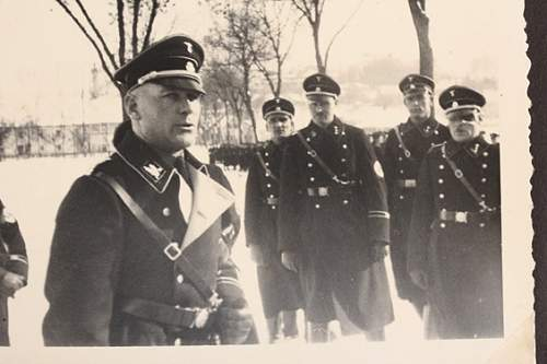Austrian SS unit of what date?