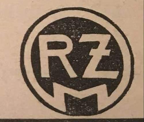 Looking for RZM Herstellungsvorschriften