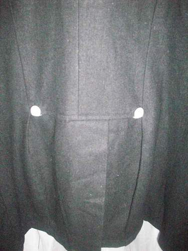 Allgemeine ss tunic  - reproduction .....