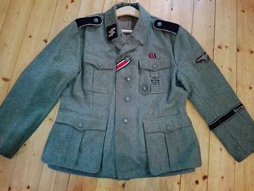 Waffen SS grouping