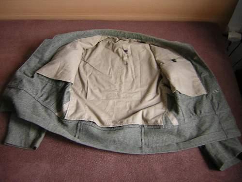 SS tunic original?