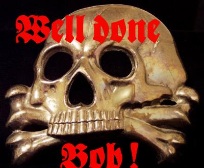Welcome to SS forum Mod Bob Hritz