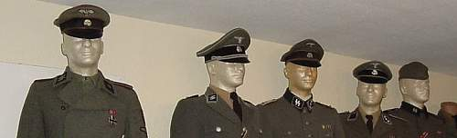 Waffen ss vicor cap i've been offered