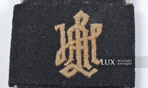 LSSAH slip on Infantry boards