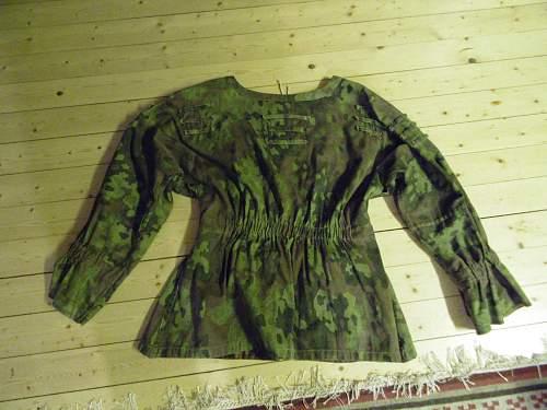 SS Camo jacket.