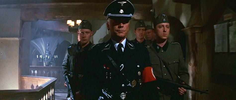 black ss uniform in gdr film 1961 der fall gleiwtiz