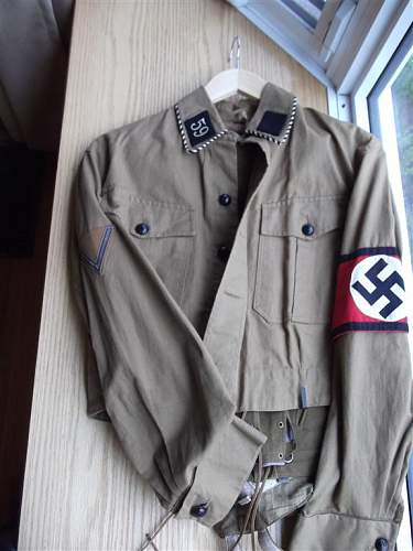 Info needed : SS Brownshirt for viewing..