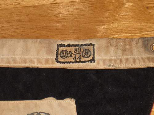SS Pennant Identification
