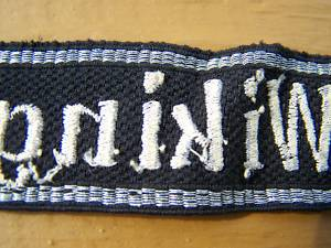 I bleieve this WIKING cuff title is FAKE! CHECK ME