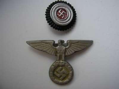 Special Hitler cap set