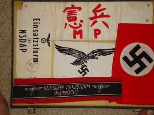 Nazi Armbands