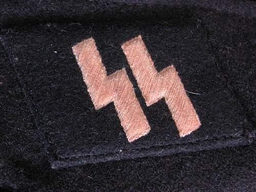 SS NCO Panzer Wrapp