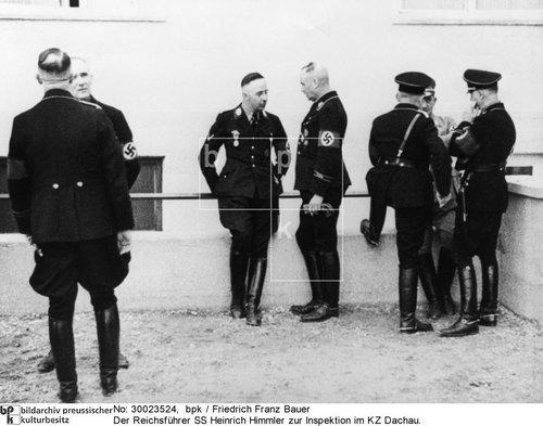 SS Lager complex Dachau