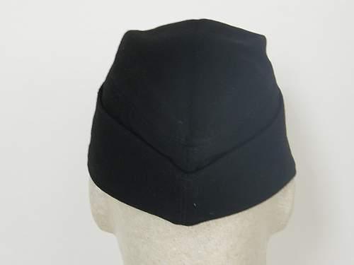 M34 SSVT black oversees cap