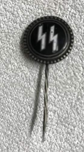 SS Stick Pin identification